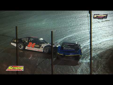 Bomber Feature @ Senoia Raceway 3 30 19