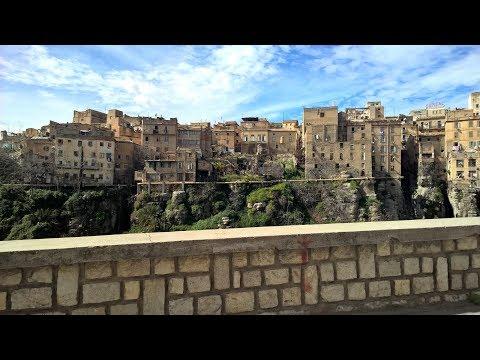The Cityscape of Constantine, Algeria