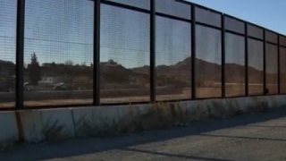 Trump's Wall Praised, Denounced on US Border