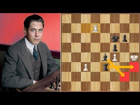 Worst Enemies and Best Friends | Capablanca vs Marshall | Game 23