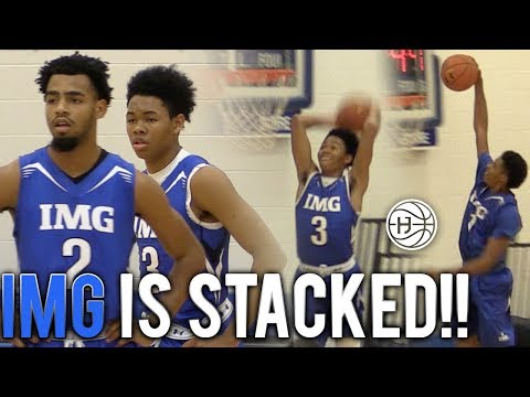 NBA NONE-AND-DONE!?! Anfernee Simons, Jayden Hardaway and Eric Ayala NEW BIG 3 FOR IMG!