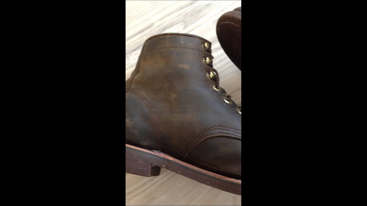 5b217740bf9 Chippewa for LL Bean boots.