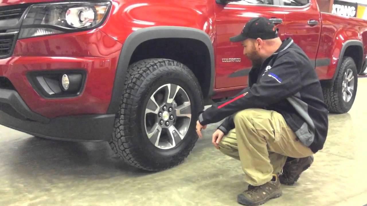 Colorado chevy colorado 33s : GPC Lifted 2016 Chevy Colorado - YouTube