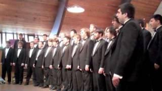 Augustana Choir - Mogami Gawa Funa Uta