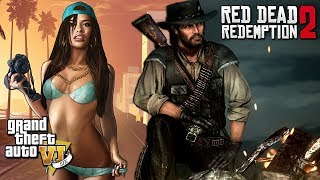 GTA Online's SCARY Impact On Red Dead Redemption 2 & Grand Theft Auto 6 (RDR2 & GTA 6)