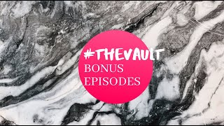 #THEVAULT:  BONUS EPISODES // Our Sales Counter Is Being Remodeled!