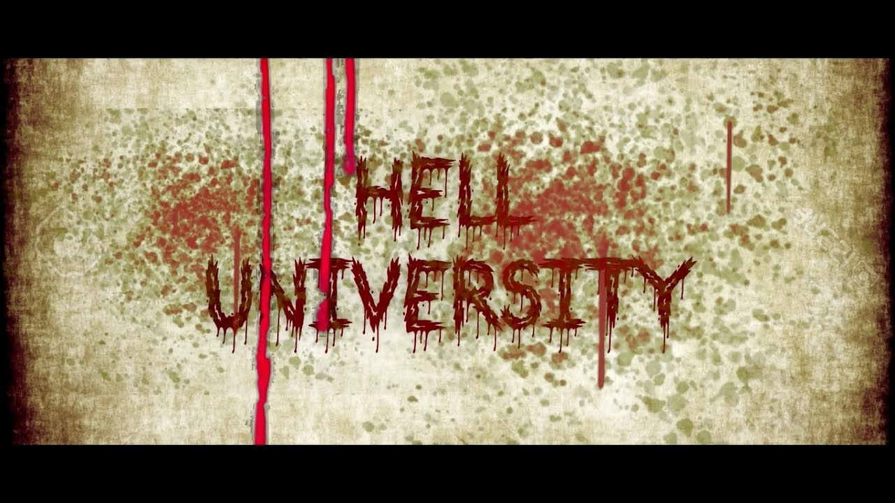 Hell University - a wattpad story reenactment (Winner of 2017 HUBLOODY  Contest)