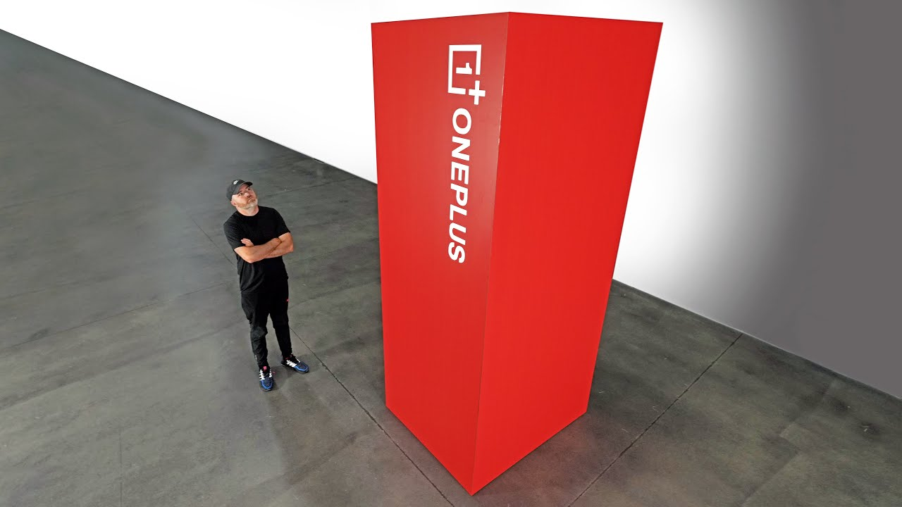 Download OnePlus Sent Something BIG...