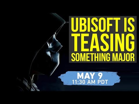 Ubisoft Is Teasing Something Major.... I Got More Info Soon (Ghost Recon 2019)