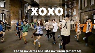 EXO - XOXO [ENG SUB]