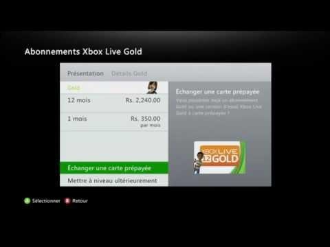 Carte Xbox Live Gold 12 Mois.Avoir Des Abonnements Xbox Live Gratuit Et Illimite 2016