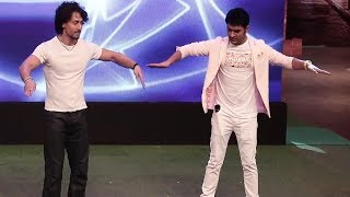 Kapil Sharma DANCING With Tiger Shroff | Munna Michael Promotion On The Kapil Sharma Show