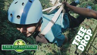 TREE TOP ADVENTURE NATURE PARK + Nahimatay ako? + Buwis Buhay Vlog    --SuperMAR--