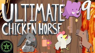 My Own Worst Enemy - Ultimate Chicken Horse | Let\'s Play