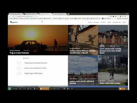 Superdesk Publisher - Screencast