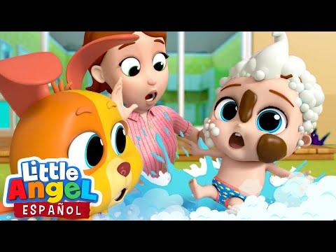 Descargar Video ¡Mamá, Yo no me quiero bañar! | Bebé Juan en Español