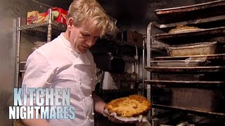 One Of The Most Horrific Freezers Gordon Ramsay Has Ever Seen - Kitchen Nightmares