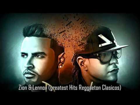 Zion & Lennox greatest Hits Reggaeton Clasicos Produce Dj Jorge