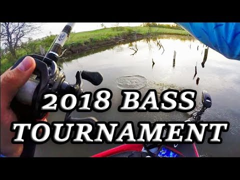 BASS Tournament Spring 2018! Searching For Prespawn GIANTS!