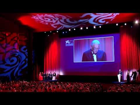 72nd Venice Film Festival - Cerimonia di premiazione / Awards Ceremony