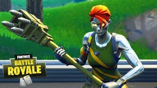 FORTNITE-The NEW SKIN CHROMED very BEAUTIFUL! (BAD)