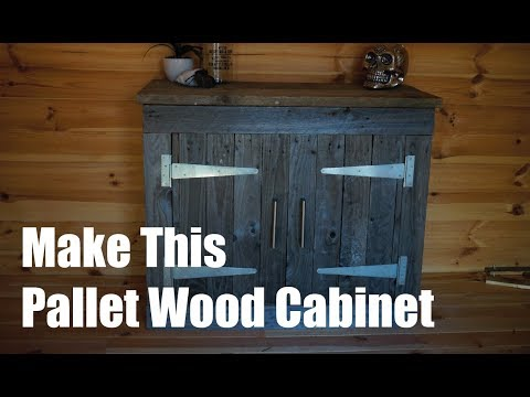 how-to-build-a-pallet-wood-cabinet