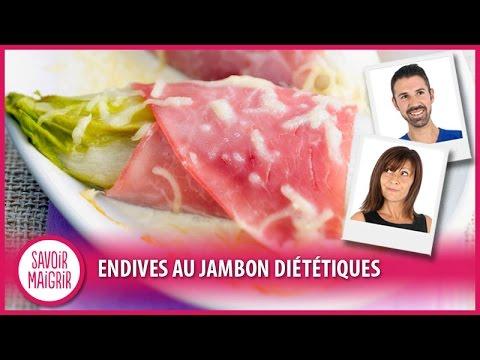 endives-au-jambon-diététiques---recette-facile-et-rapide