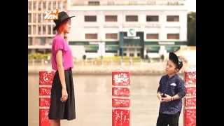 YANTV_Chuyện Tình Yêu_ Chuyện cổ tích của chàng tí hon Xuân Tiến và cô nàng Thanh Thảo