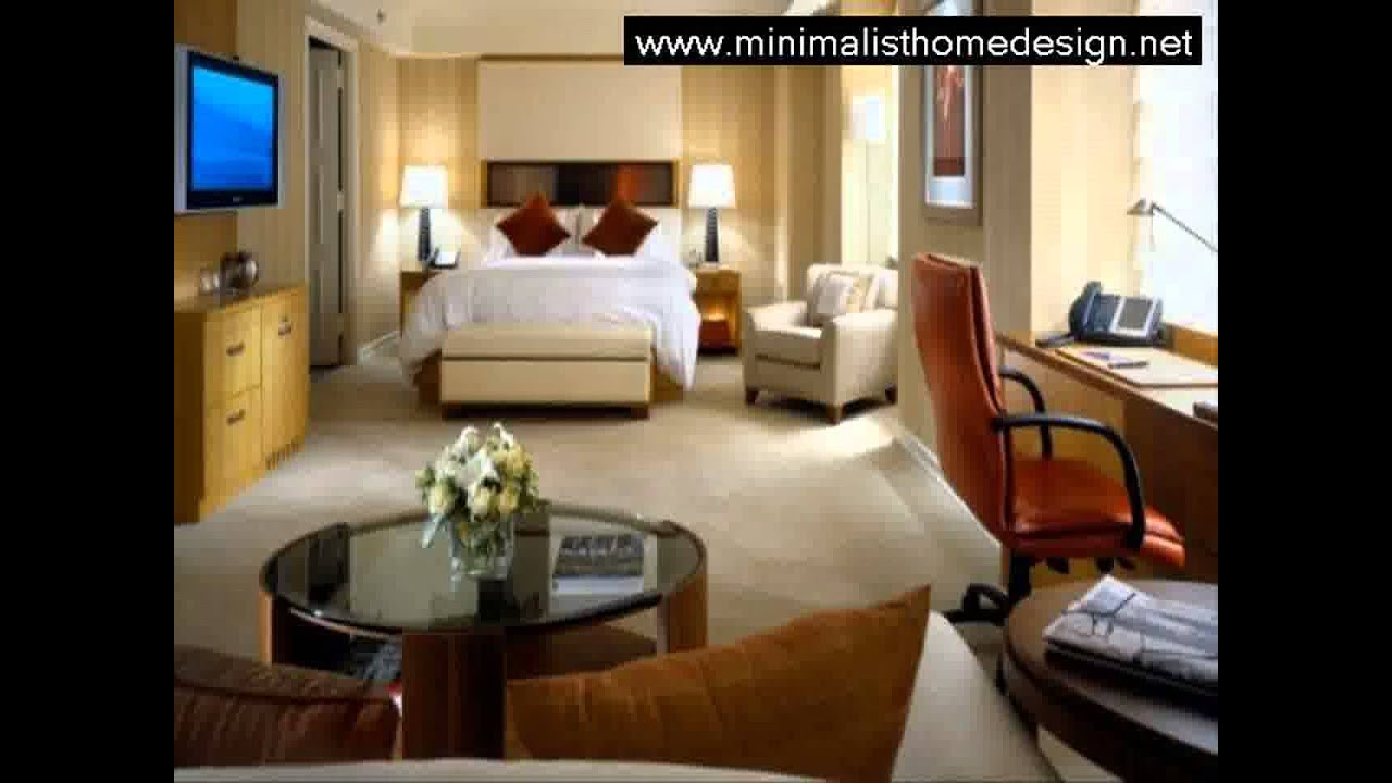 best one bedroom apartment design youtube - One Room Interior Design Ideas