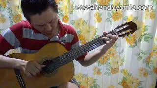 一生中最爱 Yi Sheng Zhong Zui Ai - 谭咏麟 Alan Tam - Fingerstyle Guitar Solo