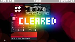 Stepmania - Symphonic Defoggers- Rugged Ash (100%)