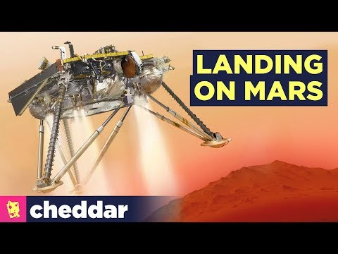 Why It's So Hard To Land On Mars - Cheddar Explores