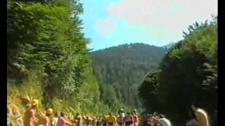 Tour De France 2003 Stage 13 Toulouse-Ax-3 Domaines 100th tour.