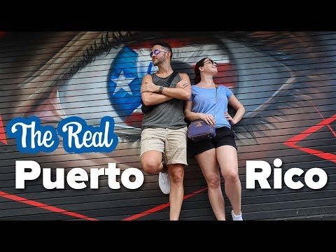 This is Puerto Rico!? 🇵🇷😮 Crazy San Juan Market. Things to do in San Juan.