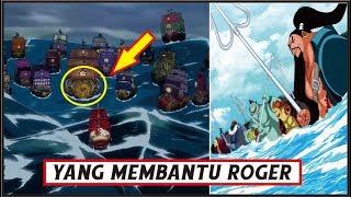 "Benarkah Fishman Yang ""Menenggelamkan"" Kapal Shiki ( One Piece )"