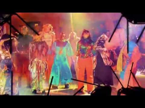 Basement Jaxx - Red Alert ( Official Video ) Remedy