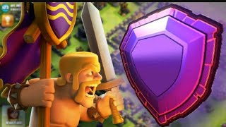 Reativei meu cla push on (CLASH OF CLANS)