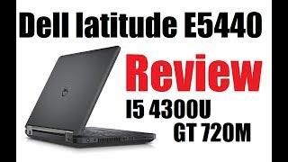 Dell Latitude E5440 | Review | I5 | GT 720M