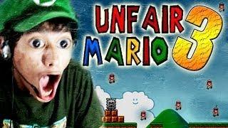 Unfair Mario - Ep.3 | AL BORDE DE LA LOCURA !!