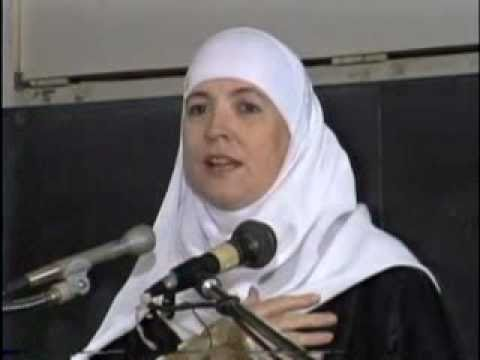The Late Sister Aminah Assilmi (former Southern Baptist)