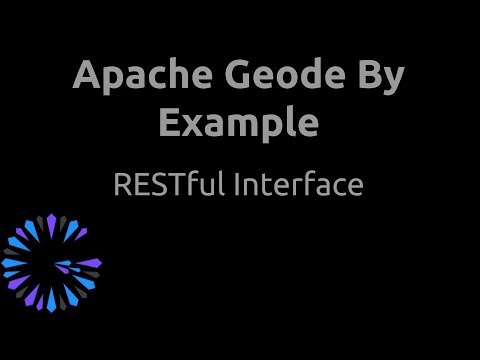 Apache Geode By Example - #11 REST API