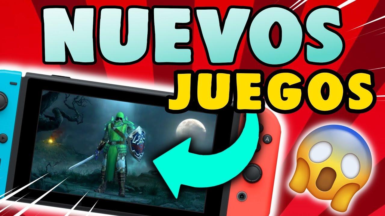 Nuevos Juegos Para Nintendo Switch Los 10 Mas Esperados De 2018