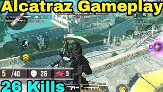 26 Kills Alcatraz Gameplay COD Mobile