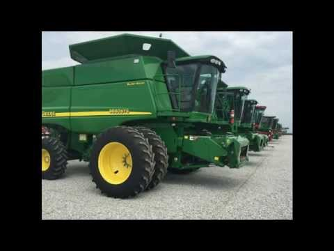 Sullivan Auctioneers 8/18/15 Absolute Auction Hamilton, IL