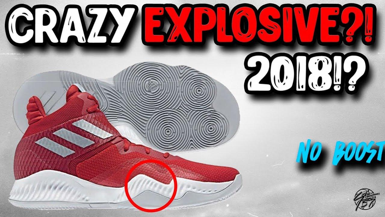 adidas crazy explosive 2018