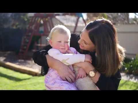 Natalie Von Bertouch Reveals The Joy Of Being A Mum