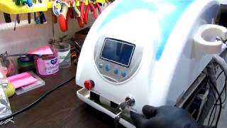 Ремонт лазера HONKON YILIYA-MV12 \ Repair HONKON YILIYA-MV12