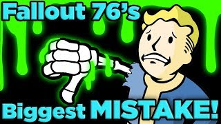 The BIGGEST Mistake of Fallout 76 EXPLAINED! | The SCIENCE of... Fallout 76