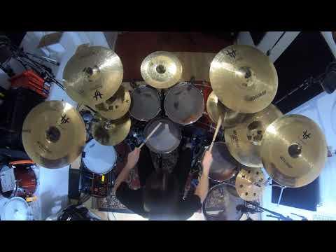 """Inhumanity Vortex  - """"Tech Noir"""" - Drums Recording"""