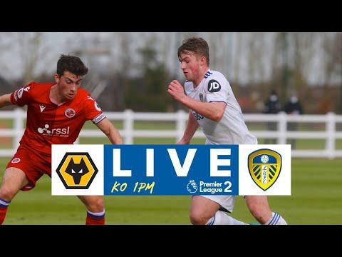 LIVE FOOTBALL | Wolves U23 v Leeds United U23  | Premier League 2